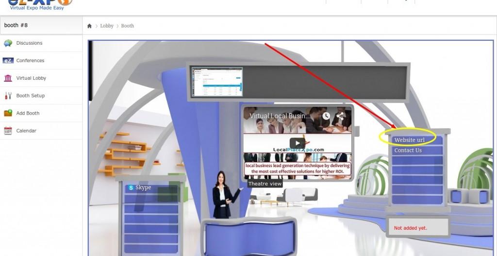 Virtual Booth